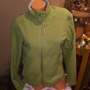 Spyder Denali fleece zip up jacket M
